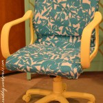 Office Chair Gets A Spring Makeover