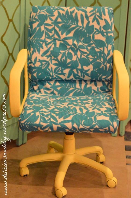 office chair make
