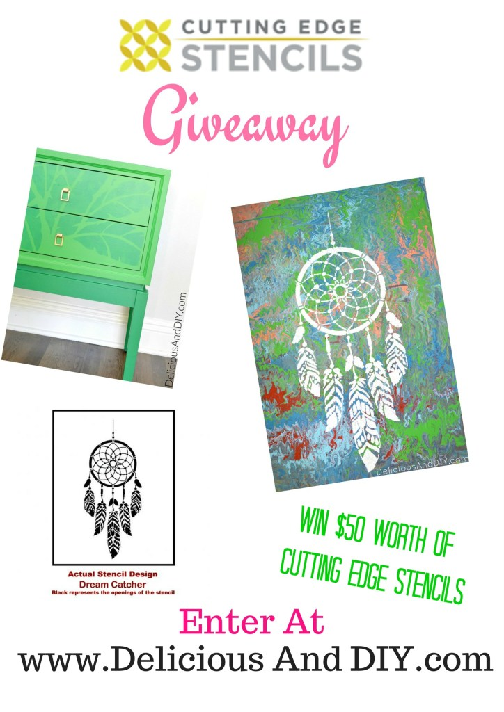 Delicious And DIY Giveaway