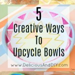 5 DIY Clay Bowl Makeover Ideas