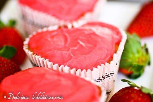 Double Vanilla cupcake recipe