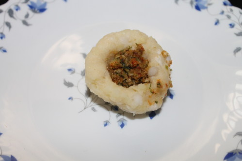 Buff vada recipe
