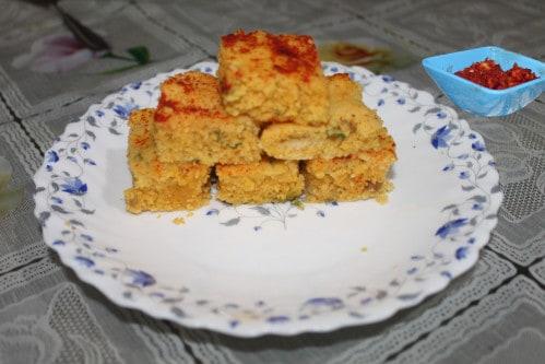 Khatta Dhokla recipe