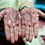 El colorido arte del Mehndi