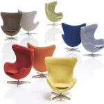 "Obsesión – Miniaturas Egget (""El Huevo"") de Arne Jacobsen"