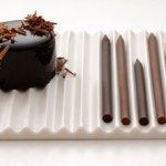 Genial! – Lápices de chocolate