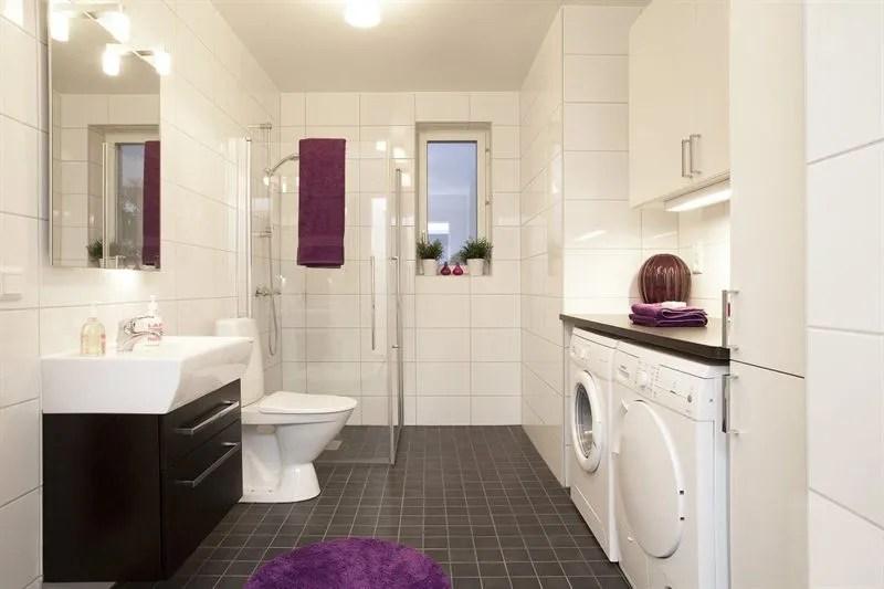 Quitar Azulejos Baño Sin Romperlos:Cuartos de baño con lavadora – Blog decoración estilo nórdico