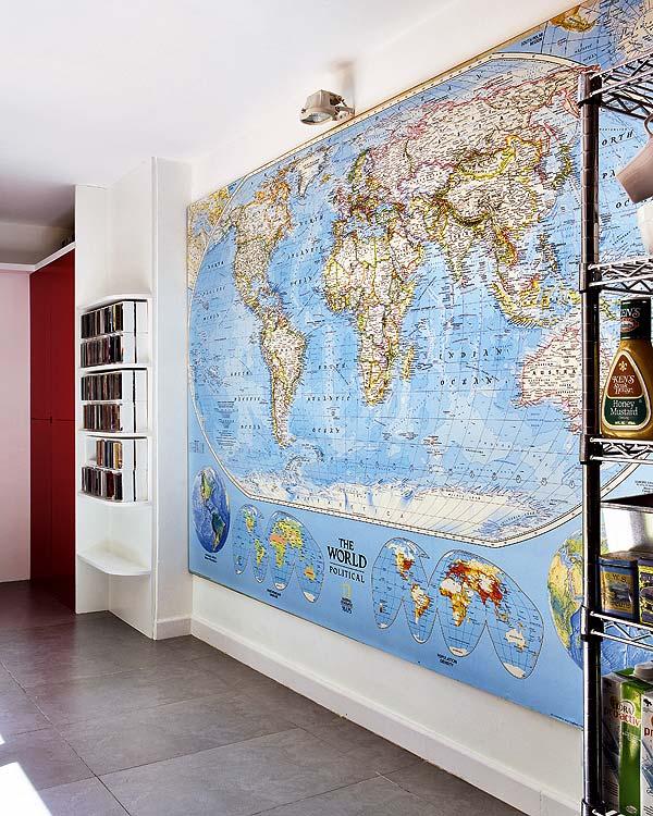 De vieja imprenta a piso di fano blog decoraci n estilo - Pisos diafanos madrid ...