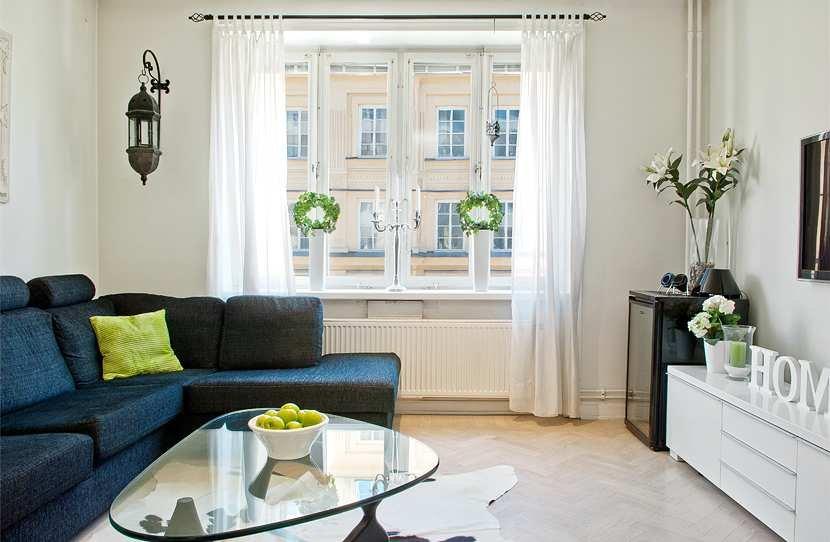Un piso de 46m bien distribuido y organizado blog for Pisos y decoraciones