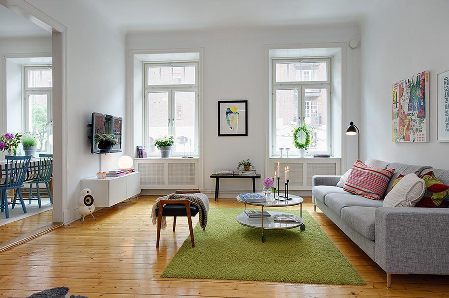 Decoracion estilo escandinavo for Muebles estilo escandinavo