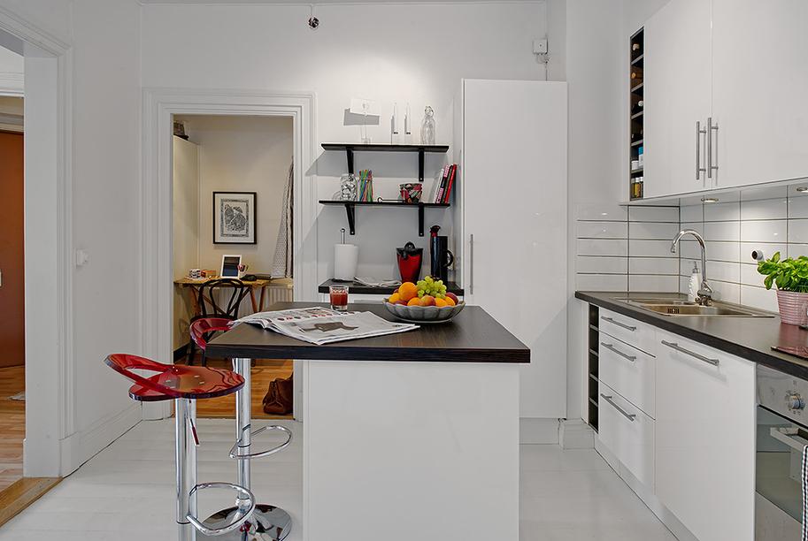 Decorar un estudio de 45m blog decoraci n estilo - Interiorismo pisos pequenos ...