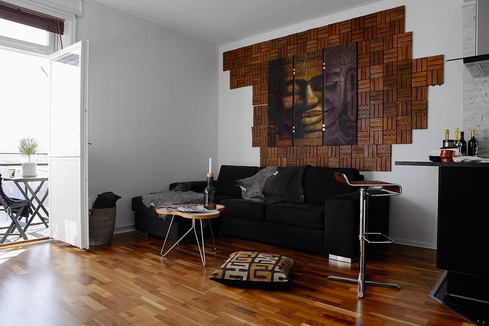 Se puede vivir c modamente en un estudio de 35 m for Estudio de decoracion de interiores