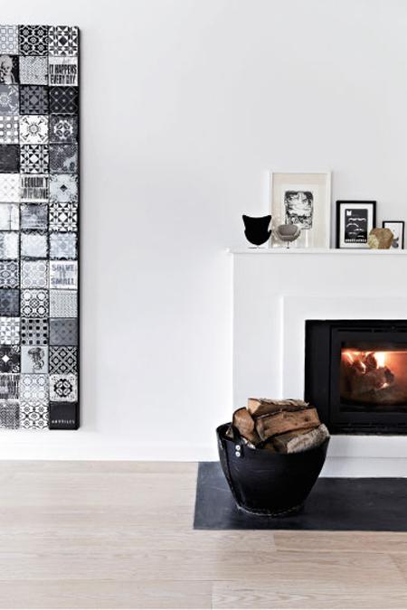 La casa de una fot grafa de interiores blog decoraci n - Silla huevo ikea ...