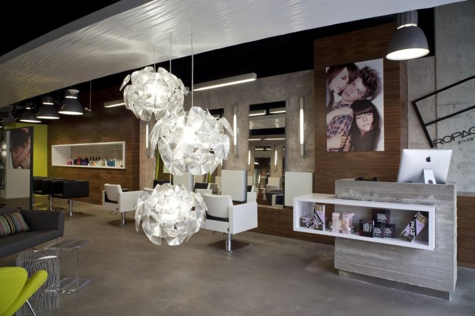 Quedamos en la peluquer a blog decoraci n estilo - Decoracion de peluqueria ...