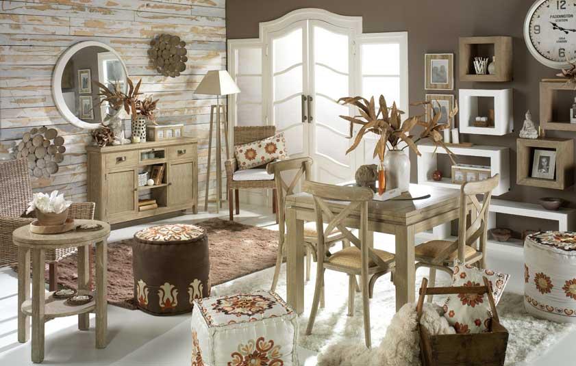 El estilo rom ntico de banak importa blog decoraci n - Muebles estilo romantico ...