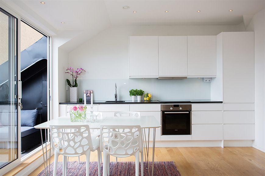 Decoracion Escandinava Rustica ~ Fotos  Com Casas Decoracion Decoracion Cocinas Modernas Muebles