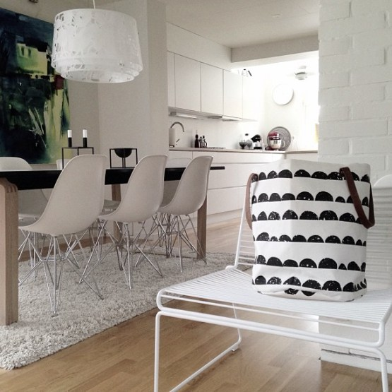 puro estilo nórdico muebles de ikea y de diseño diseño danés nórdico decoración en blanco decoración diseño interiores nórdico cocinas modernas blancas nórdicas blog decoración nórdica blog decoración diseño interiores