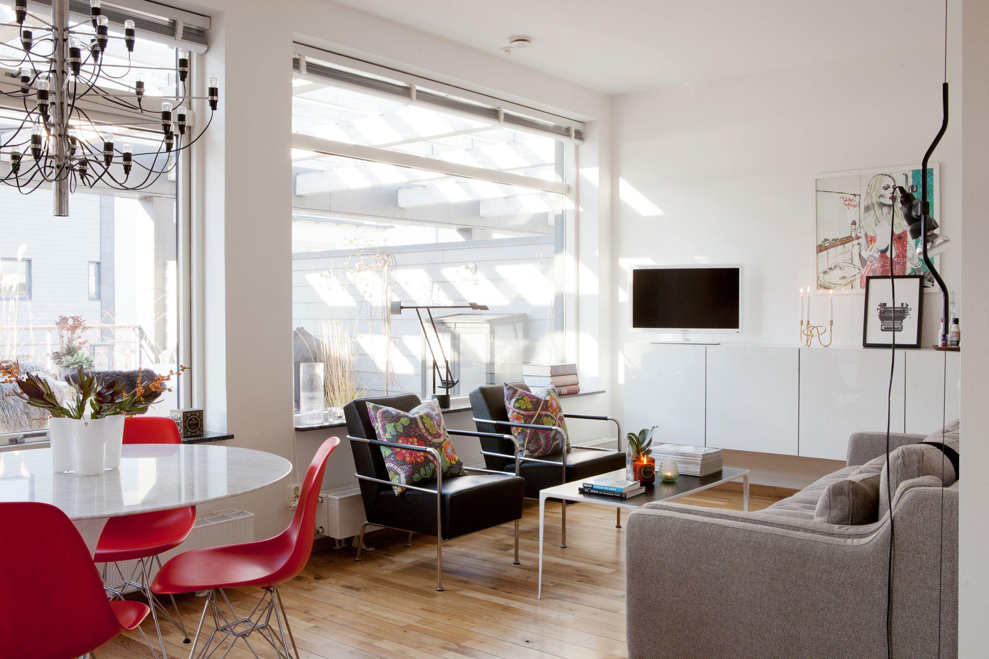Terrazas de estilo moderno for Decoracion de terrazas de aticos pequenos