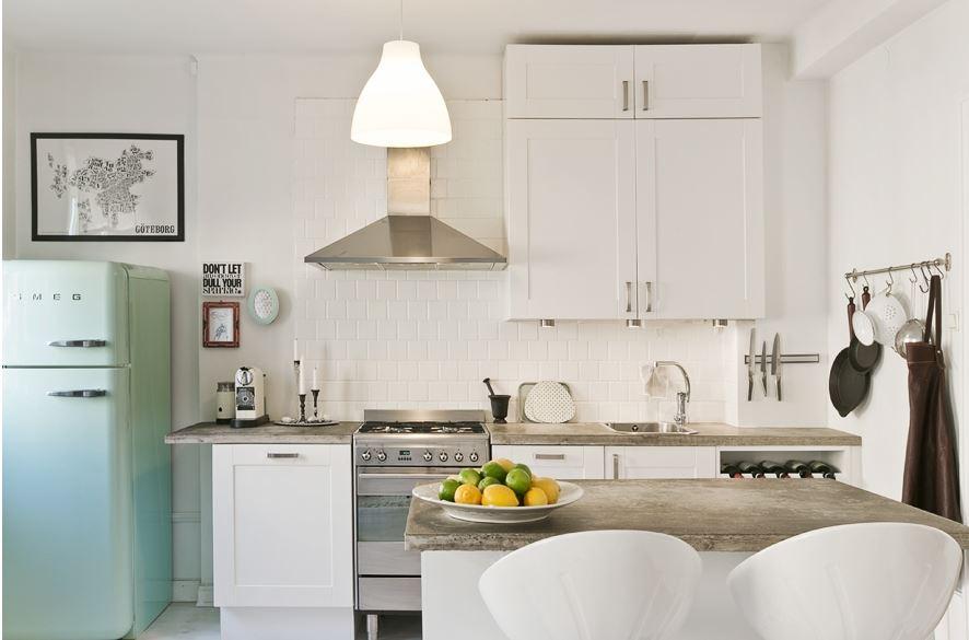 Ideas deco para un piso n rdico peque o blog decoraci n - Piso pequeno estilo nordico ...
