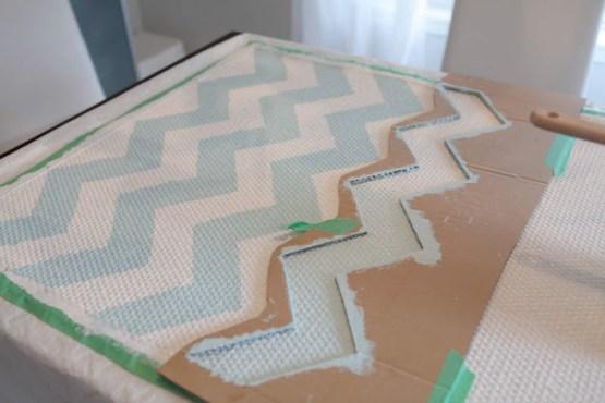 Diy pinta tu alfombra blog decoraci n estilo n rdico - Alfombras estilo nordico ...