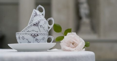 Tiendas de diseño nórdico Royal Copenhaguen (marcas danesas) porcelana de diseño musse