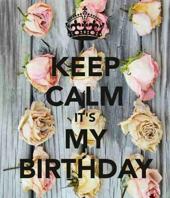 rosas fotos posters bonitos Keep calm its my birthday keep calm fotografía y diseño gráfico