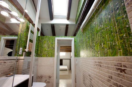 estilo moderno de diseño decoración mini áticos buhardillas decoración interiores reformas decoración de mini pisos blog decoración de interior