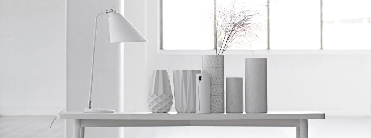 Focus on white for Muebles y decoracion on line