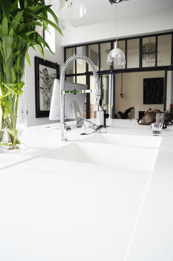 Altos techos grandes ventanales delikatissen blog - Interiorismo salones modernos ...