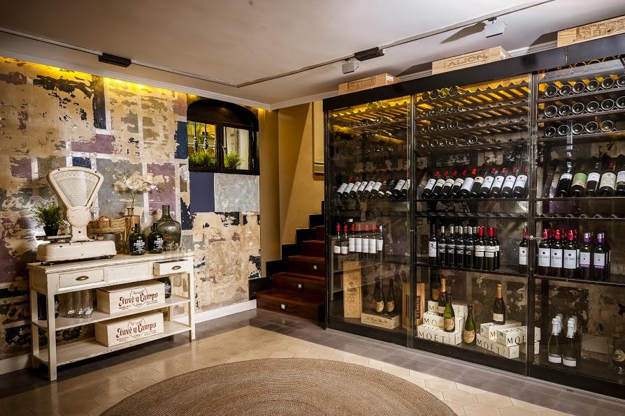 Orib gastrobar madrid blog decoraci n estilo n rdico - Arquitectura de interiores madrid ...