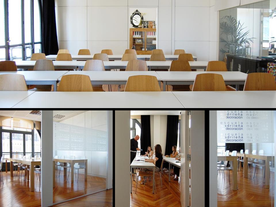 Escuela madrile a de decoraci n blog decoraci n estilo - Escuela decoracion de interiores ...