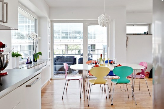 muebles nórdicos muebles mid century modern muebles de diseño diseño original diseño nórdico danes diseñadores industriales daneses blog decoracion interiores Arne Jacobsen silla Ant u Hormiga