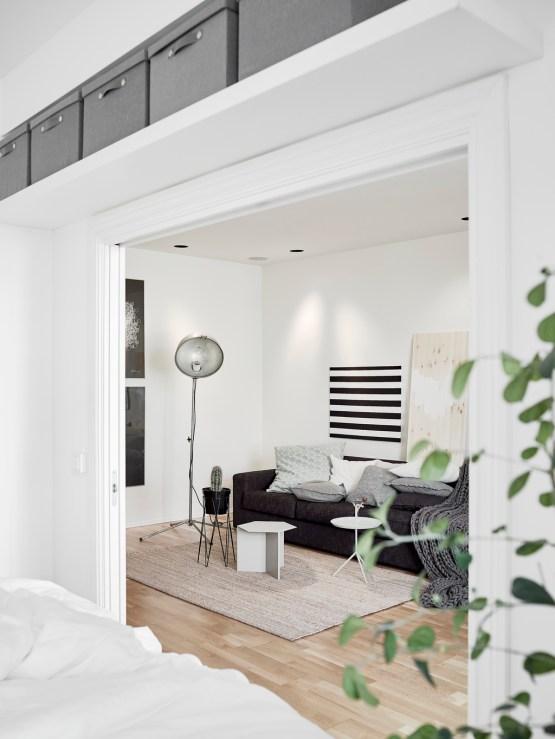 optimizar espacio pisos pequeños estilo n�