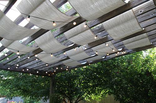 techos de tela terrazas protector sol terrazas diy loneta terrazas diy decoración terrazas decoración diseño exteriores cubierta de pérgola blog decoración diy