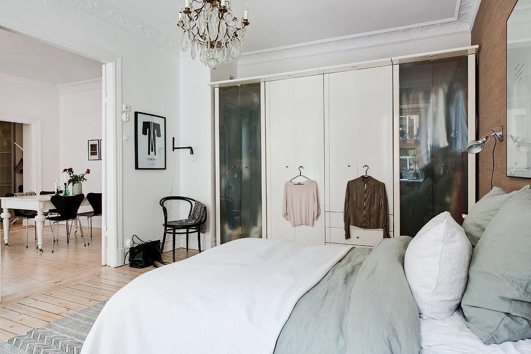 Dormitorio n rdico de suaves contrastes blog decoraci n for Software para decoracion de interiores