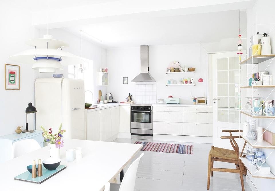 Pintar en casa sin miedo blog decoraci n estilo n rdico - Casas estilo nordico ...