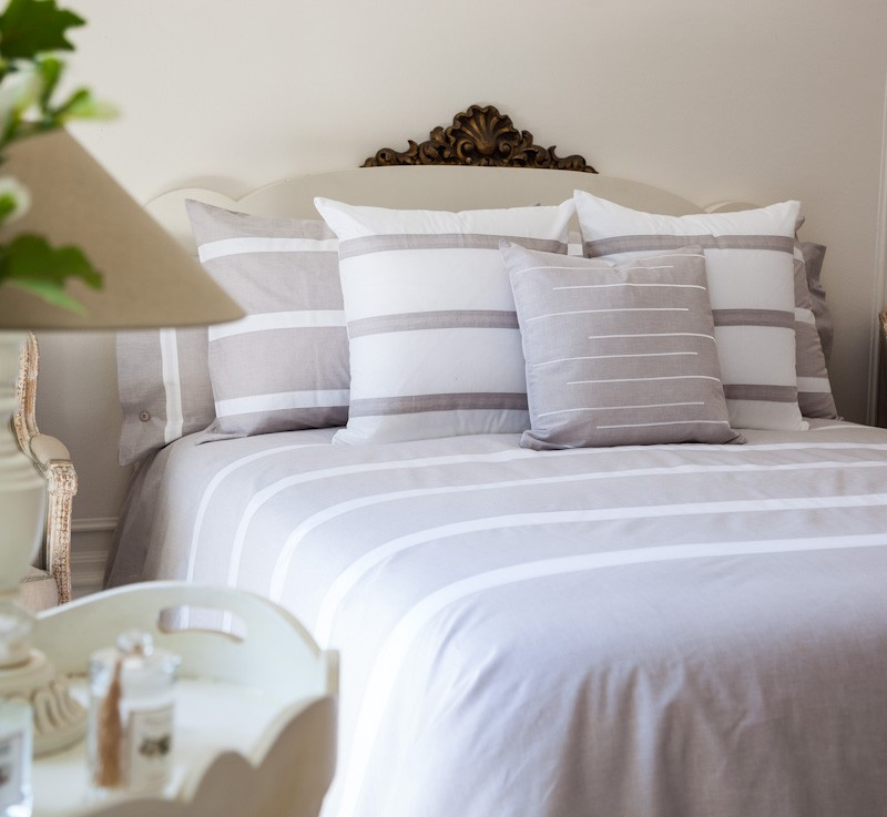 Sorteo juego de cama completo textura blog decoraci n - Cama estilo nordico ...