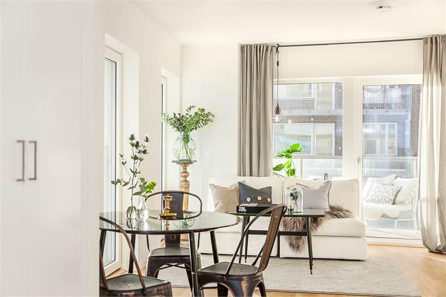 Peque o piso con gran exterior blog decoraci n estilo - Decoracion de interiores dormitorios pequenos ...