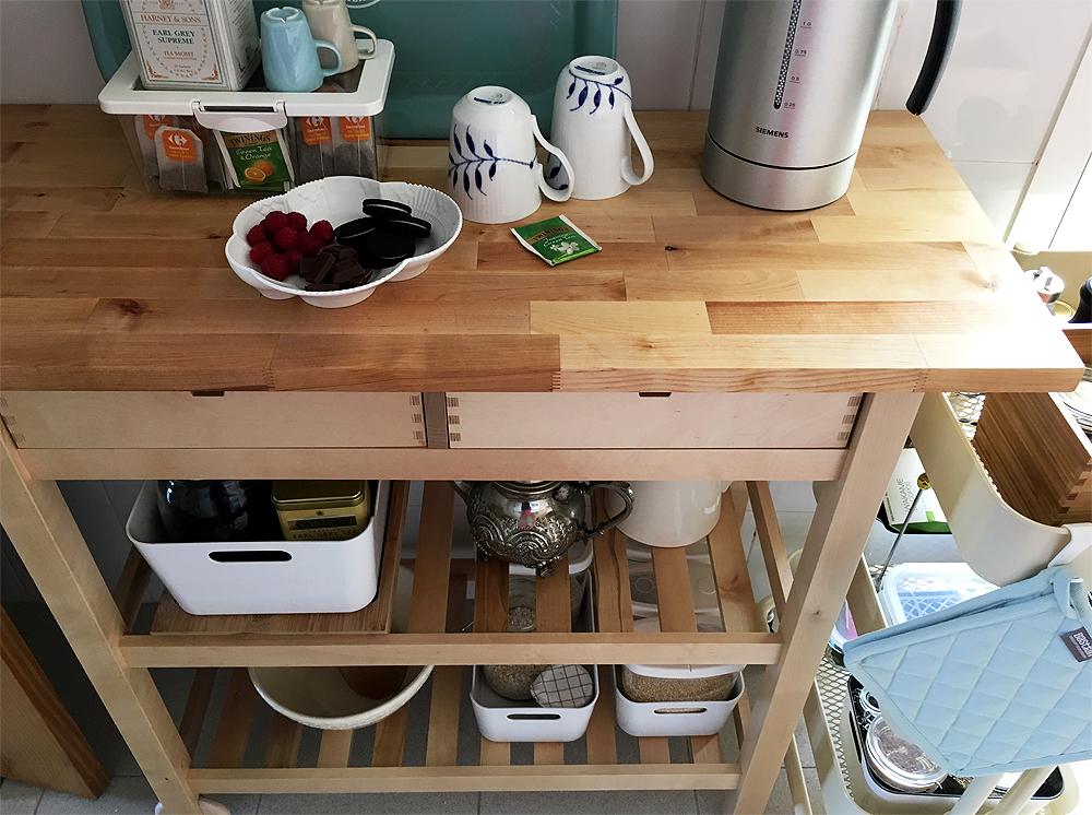 Ikea cocinas no es magia es orden todoenorden blog - Muebles auxiliares en ikea ...