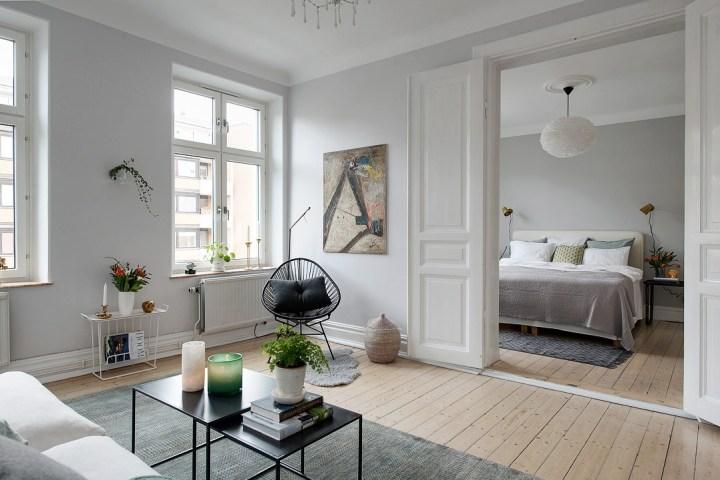 tendencias decoración salón nórdico piso sueco decoración mint azul verde decoración estilo nórdico escandinavo decoración nórdica ligera limpia color mint actualidad blog decoración nórdica accesorios hogar