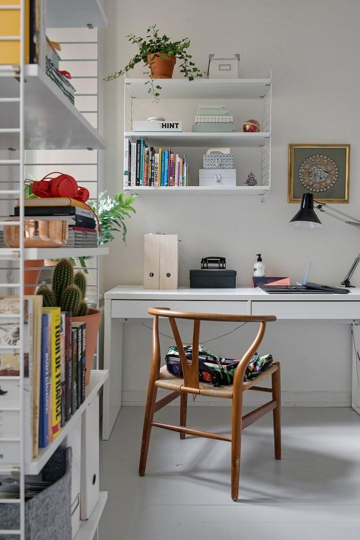 Si al papel de pared pintado en la cocina blog - Cocinas estilo nordico ...