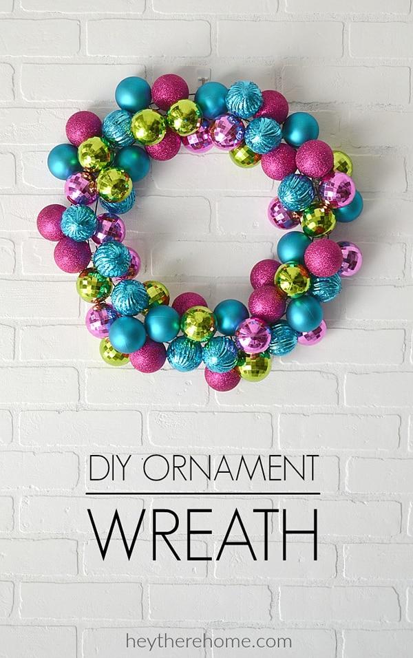 Festive Holiday Wreath 8