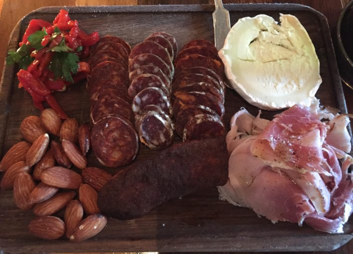The Best Place to have Charcuterie for Dinner