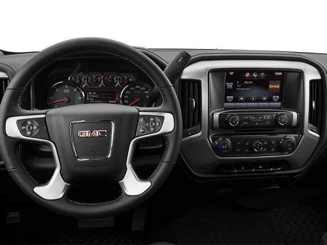 Used 2014 GMC Sierra 1500 4WD Double Cab 143 5  SLT in Queensbury NY     2014 GMC Sierra 1500 4WD Double Cab 143 5