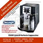 DeLonghi ESAM 5500.W Perfecta Cappuccino kávovar