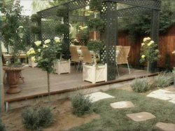 Small Of Country Backyard Ideas