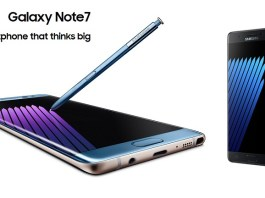 All about Samsung Galaxy Note 7