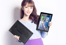 Teclast Tbook 11 2 in one, Android plus Windows Ultrabook