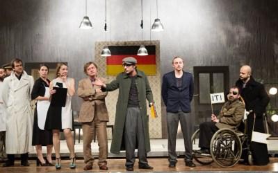 """""""Materiali per una tragedia tedesca"""", regia di Fabrizio Arcuri"""