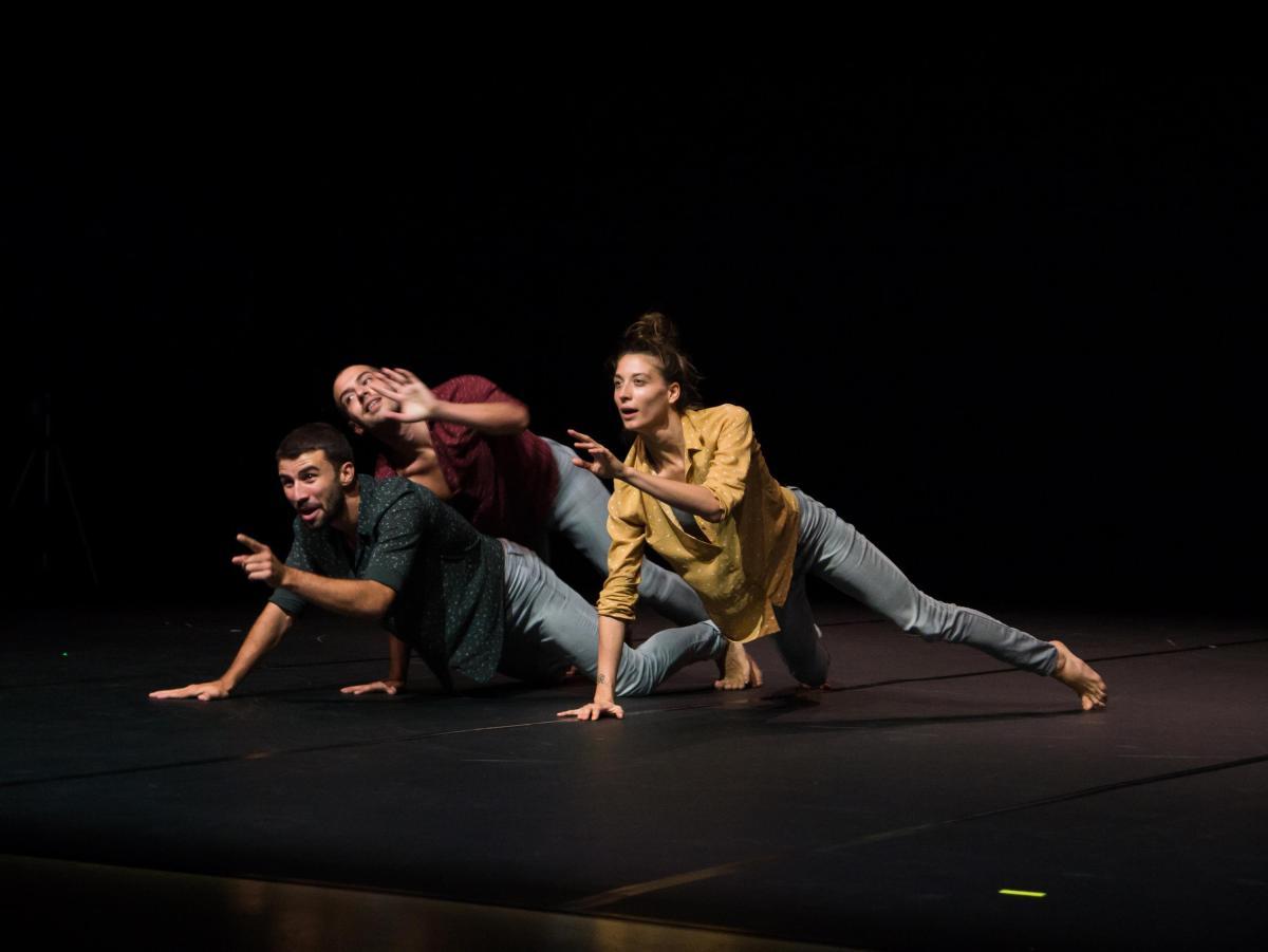 A Ravenna si danza in Vetrina